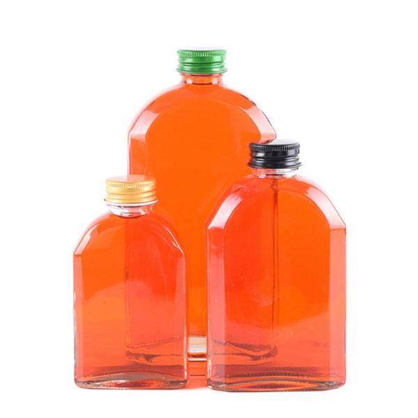High Quality Glass Jar -