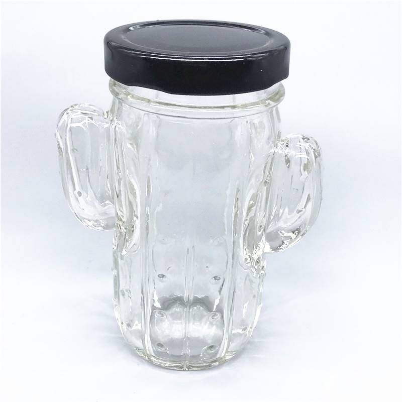 Hot sale Factory 250ml Glass Jar -