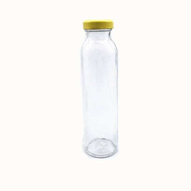 Factory Price Milk Pudding Bottles -