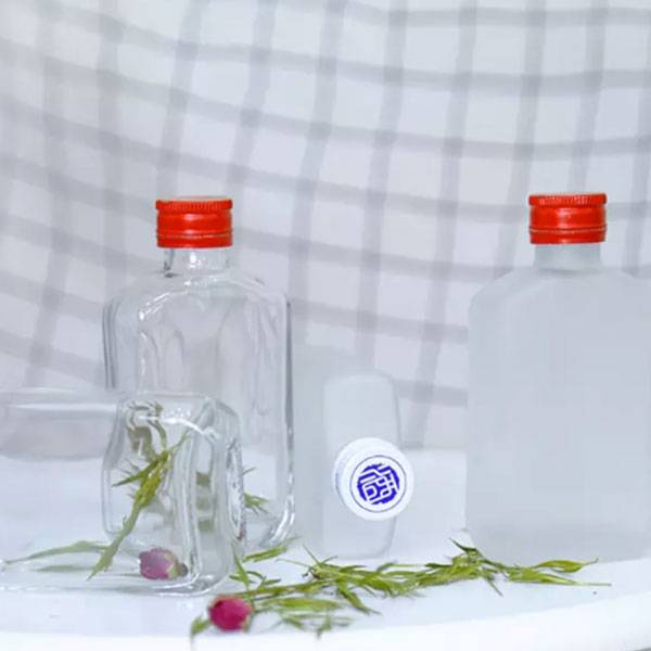 Special Design for Glass Milk Bottles 1000ml -