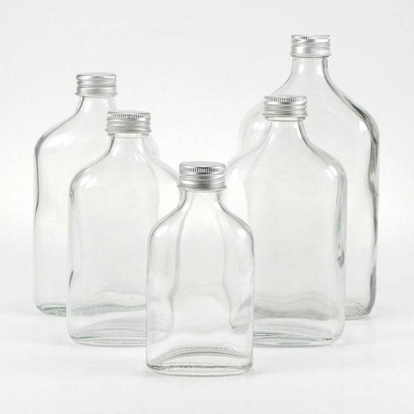 Factory Outlets Glass Bottle Beverage -