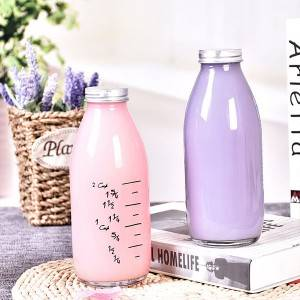 Hot Selling for Glass Jar With Spoon -