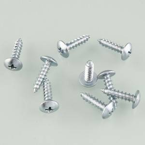 Iso7049 cross tapping bolt