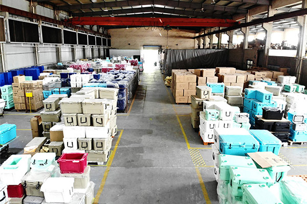 Yuehua acquired Cooler box fabryk