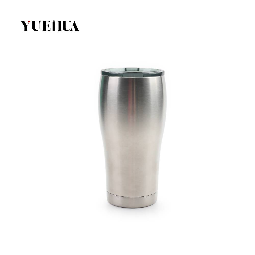 20oz stainless stee vaccum car tumbler TypeB Featured Image