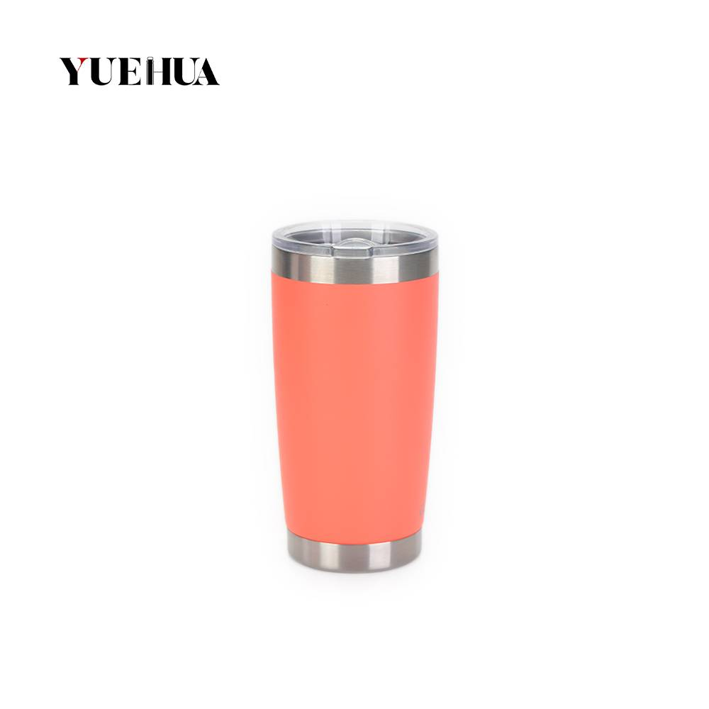 18 Years Factory Coffee Tumbler Custom Logo -