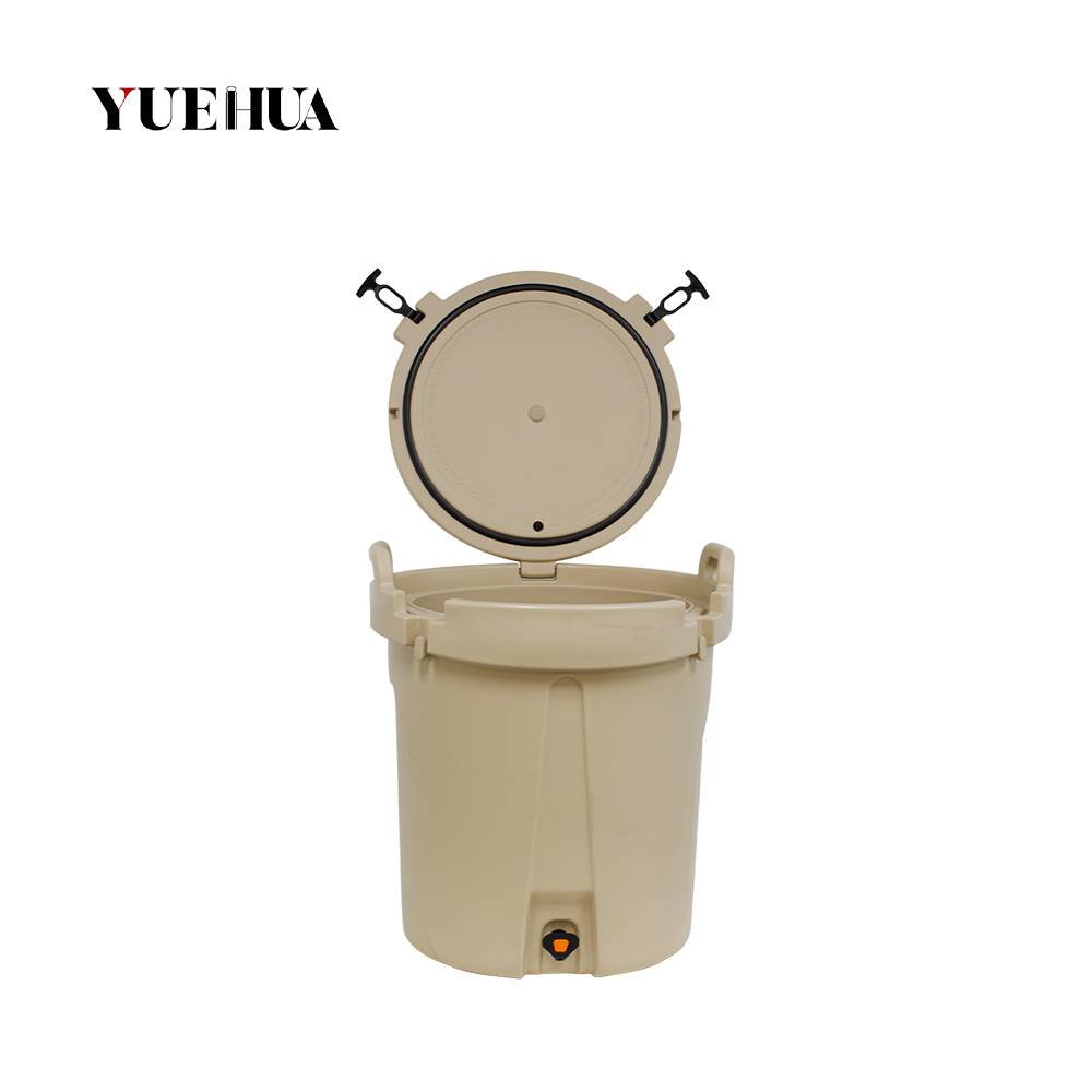 Factory made hot-sale 6 Can Pack Tube Cooler -