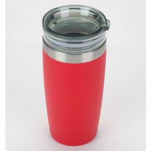 20oz 18/8 Stainless steel wine tumbler with Glass liner