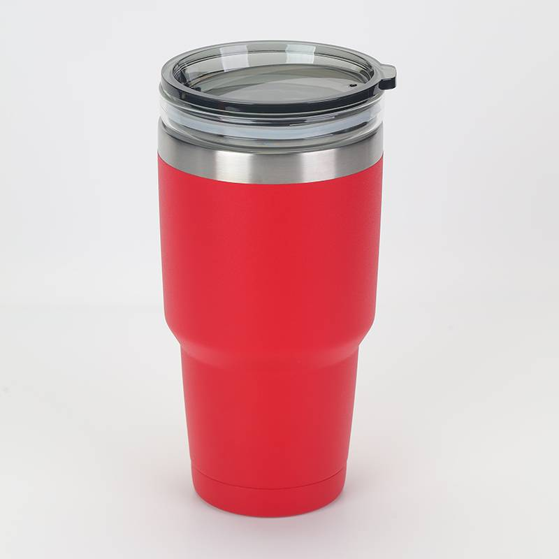 Factory Free sample Double Wall Vacuum Wine Tumbler -