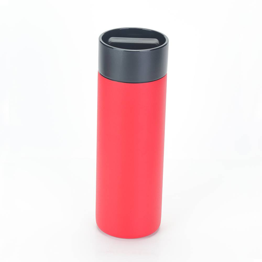 8 Year Exporter Stainless Steel Running Bottle – 22oz insulated coffee flask mug with screw lids – Yuehua