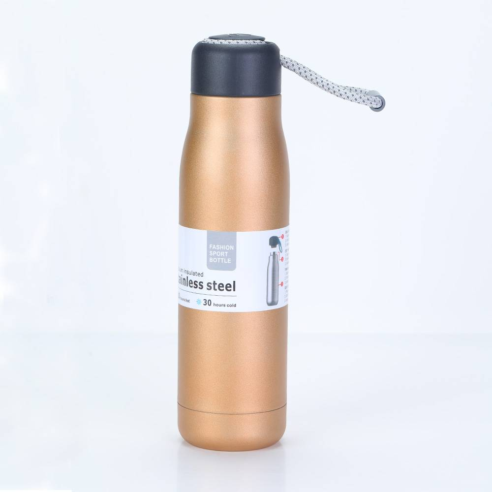 OEM Customized Sport Water Bottle Cola Bottle -