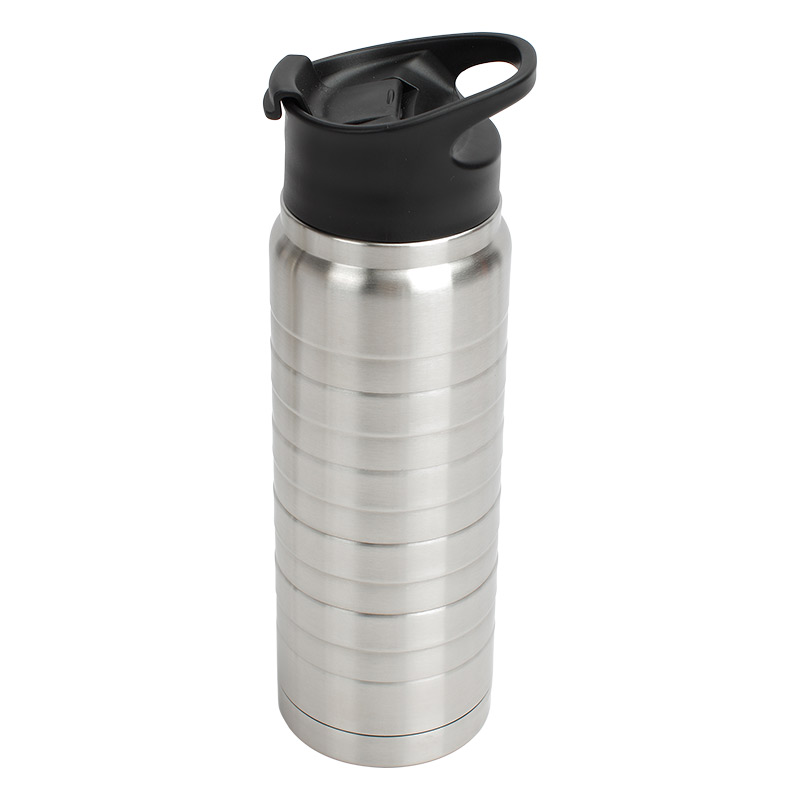 OEM Supply Gradient Sports Water Bottle With Straw -
