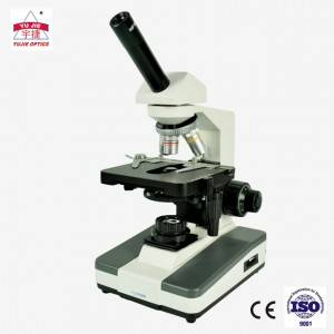 monocular biological microscope for laboratory YJ-2102M