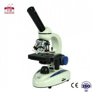 Student micrsocopy bio-microscope for teaching YJ-24A