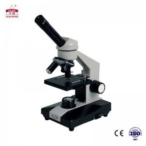 Student biological microscope YJ-9107E-1