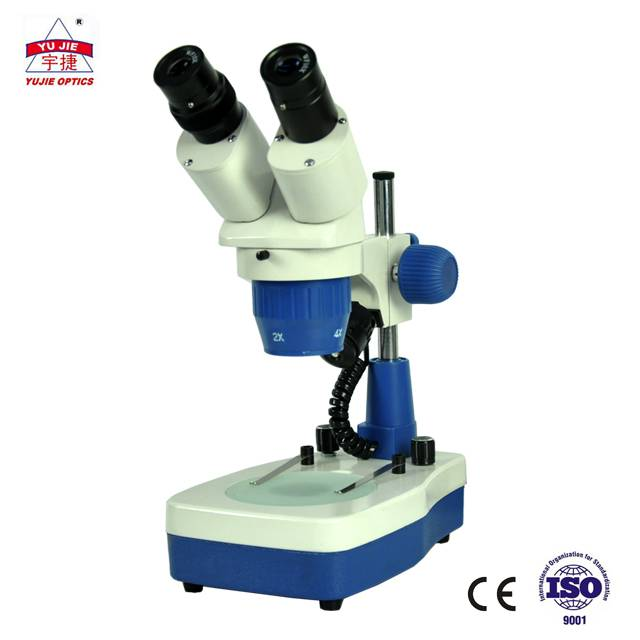 wide field eyepiece binocular Stereo Microscope microscopy YJ-T101G Featured Image