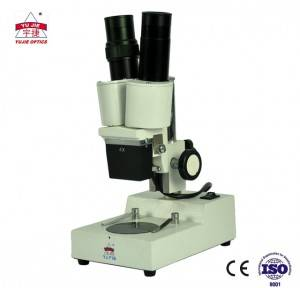 Stereo Microscope/binocular microscope for laboratory use YJ-T1B