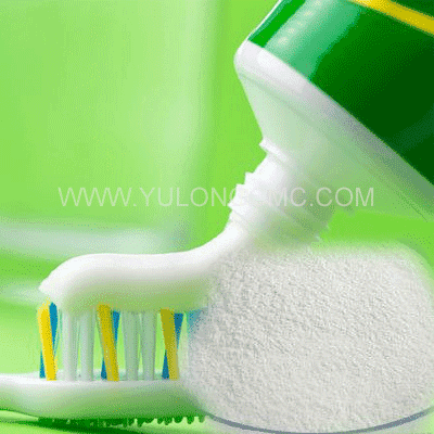 China Cheap price Petroleum Additive Cmc - Toothpaste Industry – Yulong Cellulose