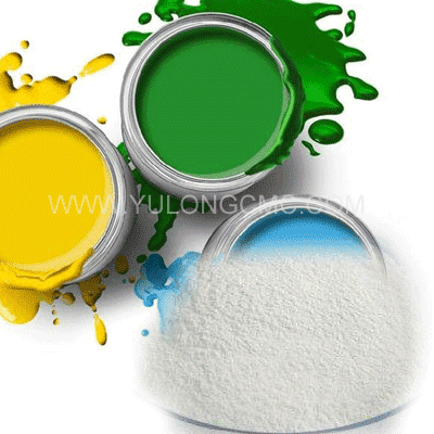 Manufacturer of Low Viscocity Sodium Cmc - Painting – Yulong Cellulose