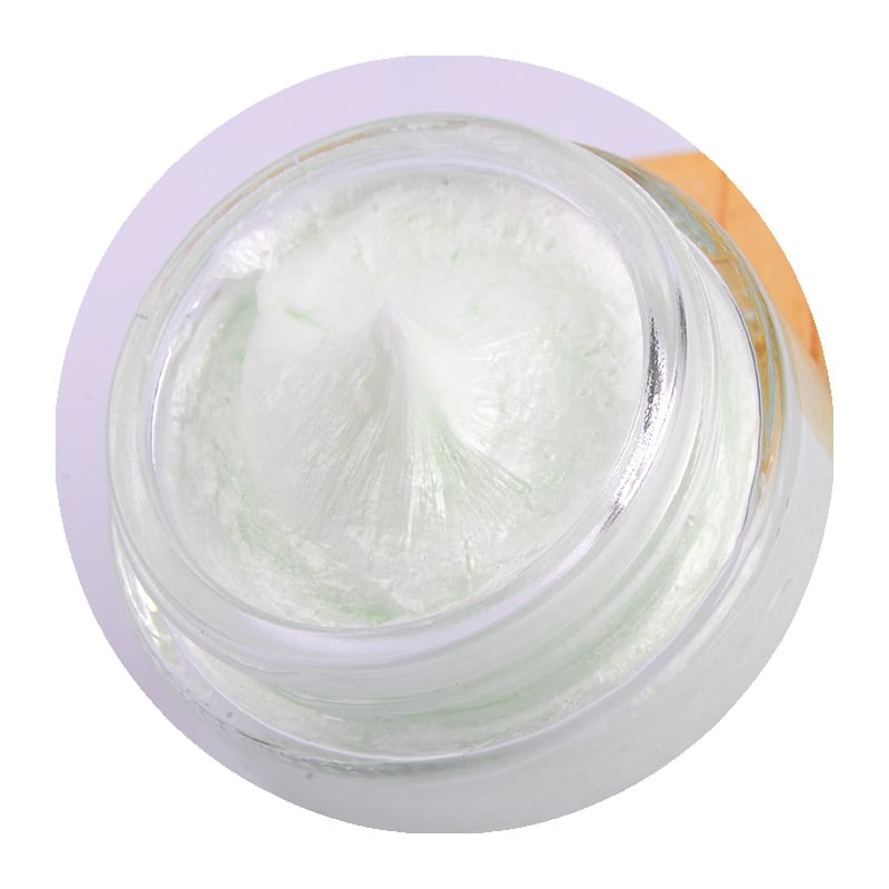 Mint facial milk Cleanser for Face Deep gentle Cleansing, OEM private label Organic foaming Face wash for oily dry skin
