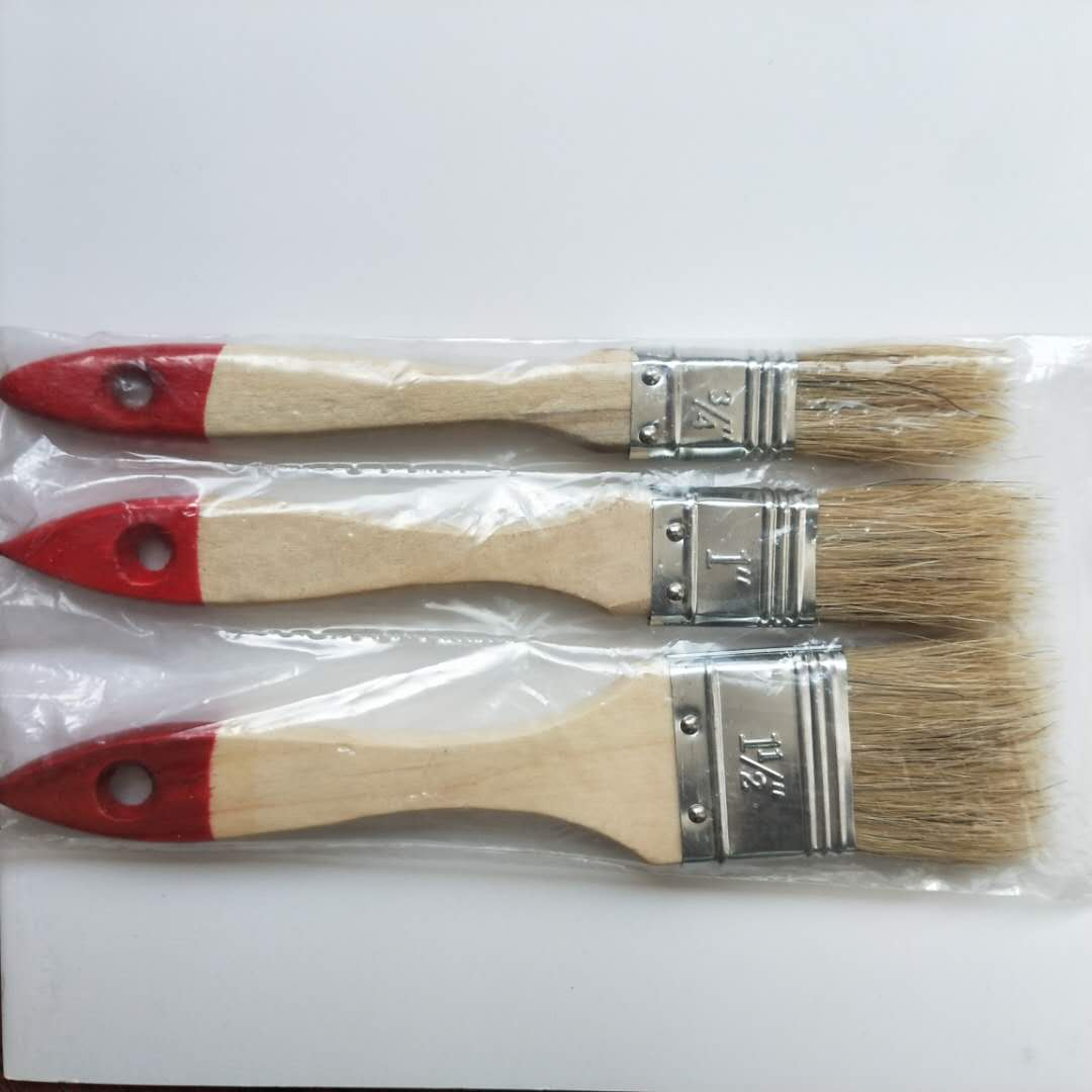 New Arrival China Paint Roller Cage Frame - Many different size paint brush set from Chinese supplier – Yusheng