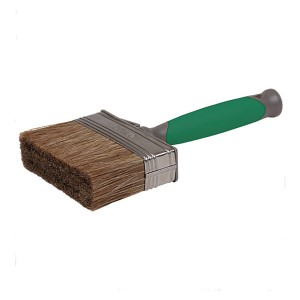 Manufacturer for Paint Edger Replacement Pad - Super Quality Ceiling Paint Brush Made in China with wooden handle – Yusheng
