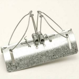 2019 New Style Metal Mouse Trap Mole Tunnel Trap Scissor Trap - Pest Control Live Tunnel Mole Traps – Yusheng