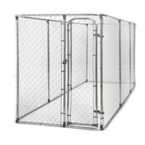 High definition Dog House Malaysia - Cheap and affordable large chain link dog kennel for sale – Yusheng