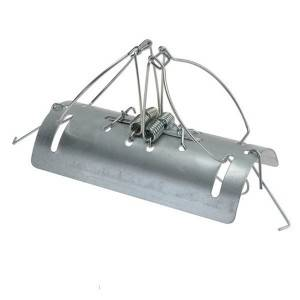 China Factory for Mole Trap For Europe -  Galvanized Steel Mole Gopher Tunnel Trap Catcher – Yusheng