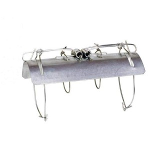 Easy to Use Effective Sturdy Tunnel Mole Trap