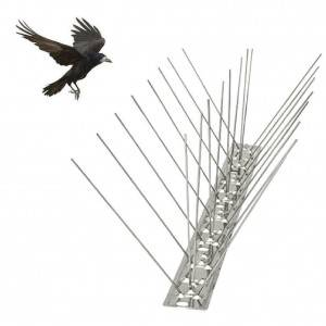 Complete Stainless Steel 304 Bird Spikes and Bird control