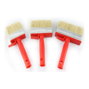 Radiator paint brush from Chinese manufacturers with wooden handle