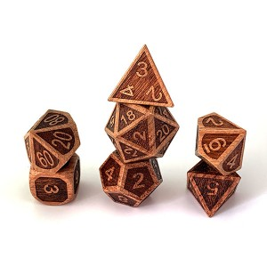 PriceList for Dnd Board Game Wood Dice - Rose wood – YuSun