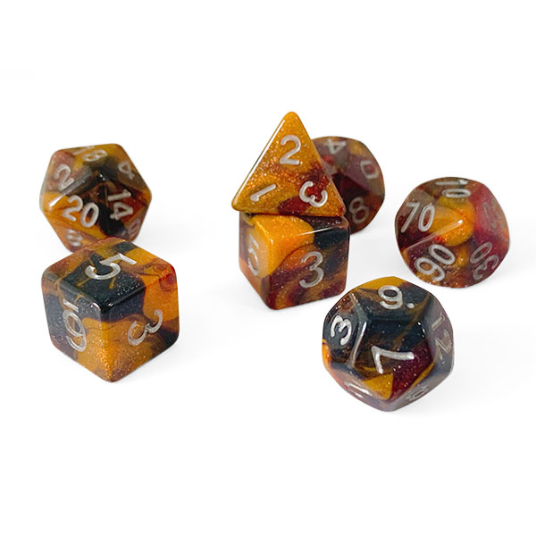 Acrylic Dice 4 colors Featured Image