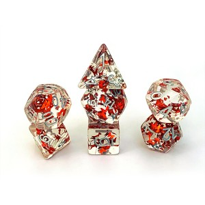 New Arrival China 2 Color Layer Glitter Resin Plastic Dice - Butterfly inside – YuSun