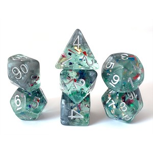 2019 High quality Sharp Edge Resin Dice - Half And Half – YuSun