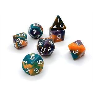 Acrylic Dice 3 colors