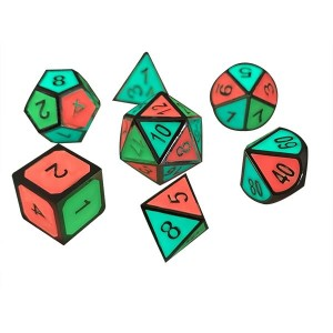 100% Original Giant Metal D20 - Glow in dark – YuSun