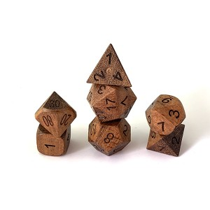 Super Lowest Price Dice Game With Wooden Box - Acacia Smaller – YuSun