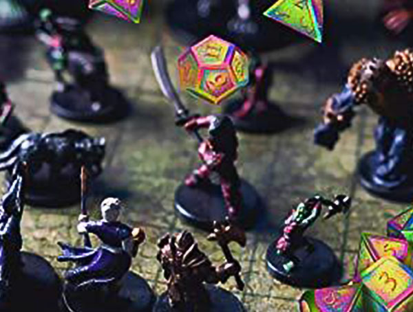 Dungeon və dragon miniatures2