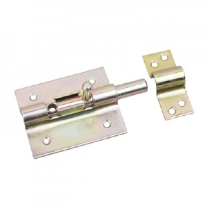 Competitive Price for Customized Wood Beam Metal Bracket - Spain type Tower bolt (YW-04001) – Haining