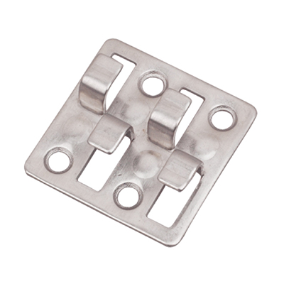Short Lead Time for 135 Degree Angle Iron Bracket - floor buckle (YW-05017) – Haining