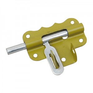 China New Product Timber Connector Joist Hanger - V type Tower bolt(YW-04013) – Haining