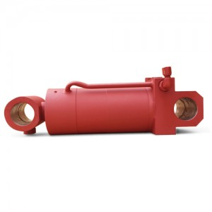 Front Suspension Hydraulic Cylinder for Haul Truck