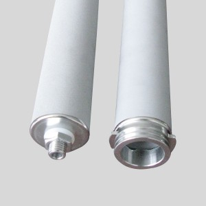 Stainless Steel Powder Sintered Film Tube YXSG-1.0