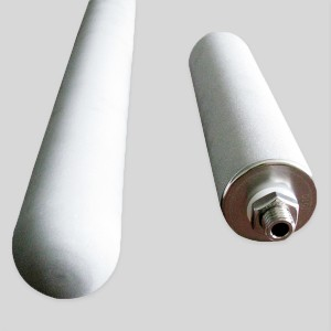 Stainless Steel Powder Sintered Film Tube YXSG-0,5