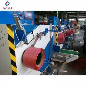 PP Full Automatic Winder Machine