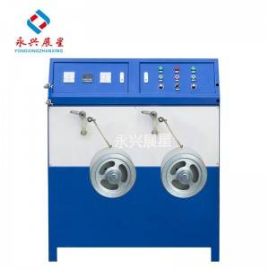 PP strap Double Station Winder Machine