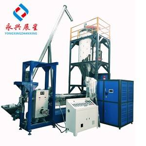 Single Screw 2 Straps Output PET Strap Making Machine