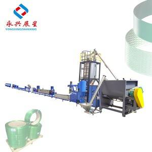 Fast delivery Pet Packing Straps Making Machine -